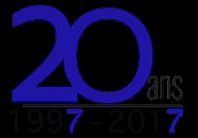 logo A3S 20 ans